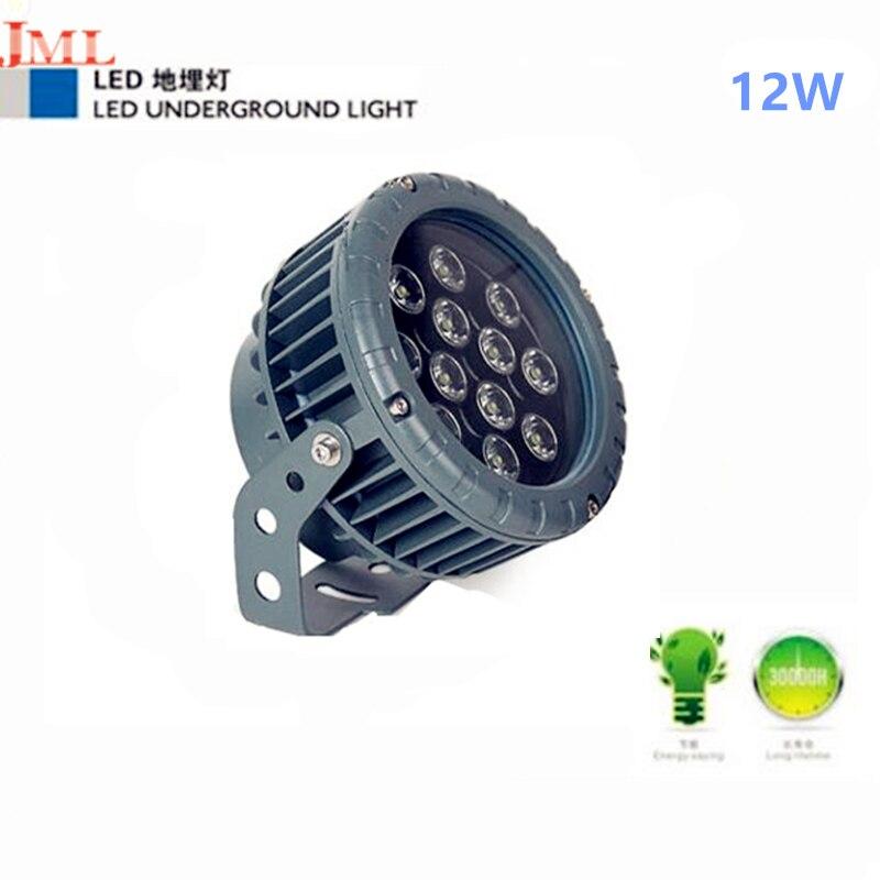 Lighting Manufacturer JML SL A12W Led Outdoor Spot Light