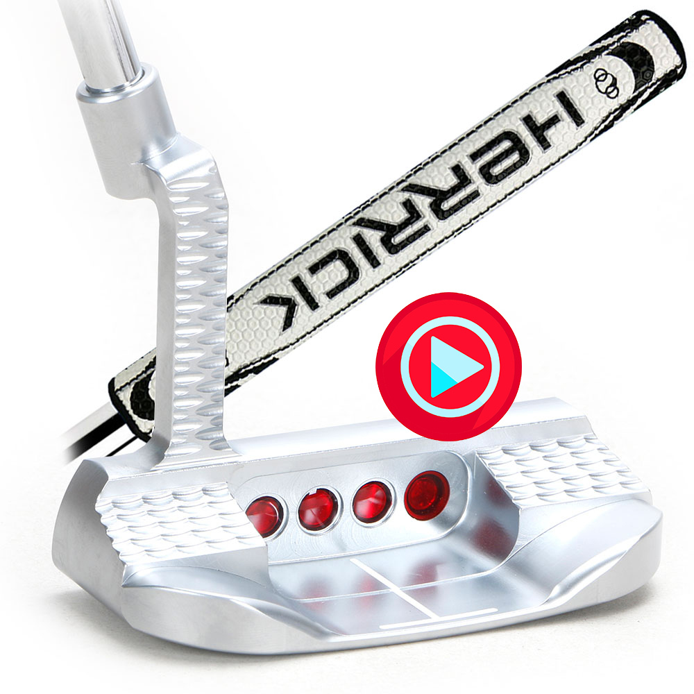 Image 2 - Golf clubs putter men's Right hand putter 33 34 35 inch lenght 2 colors to choose 2019 NEW-in Golf Clubs from Sports & Entertainment