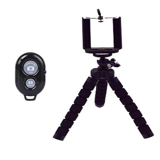 Black n Bluetooth Gopro camera 5c64984c9a7de