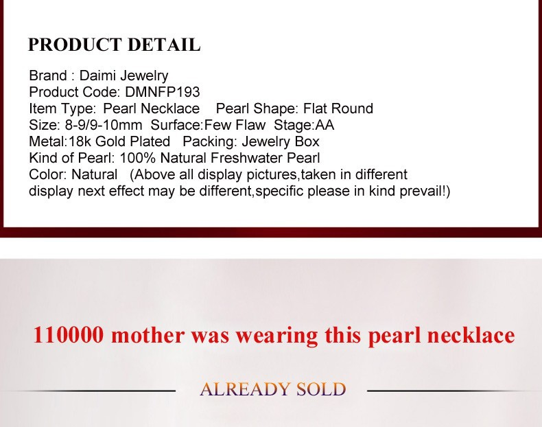 natural pearl necklace  (6)