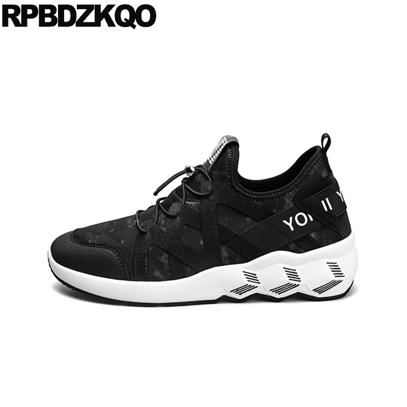 Comfort Lace Up Men Shoes Casual Fashion 2017 Trainers Breathable New Black Walking Sneakers Patchwork Spring Hot Sale Autumn 2017 new arrival spring men casual shoes mens trainers breathable mesh shoes male hombre hip hop street shoes high quality