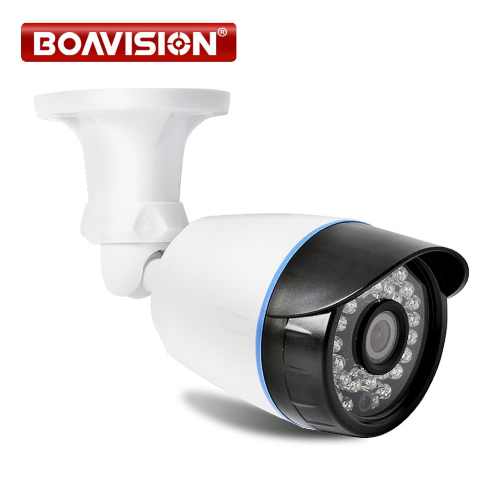 Analog HD 1.0MP 2MP AHD Camera 2000TVL Surveillance 720P 1080P CCTV Camera Security Bullet Outdoor Low 0.001Lux Work For AHD DVR