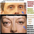 Instantly Ageless Products Face Firming Lift Eye Cream TWO (2) Sachets Without the Needles anti-wrinkle microcream