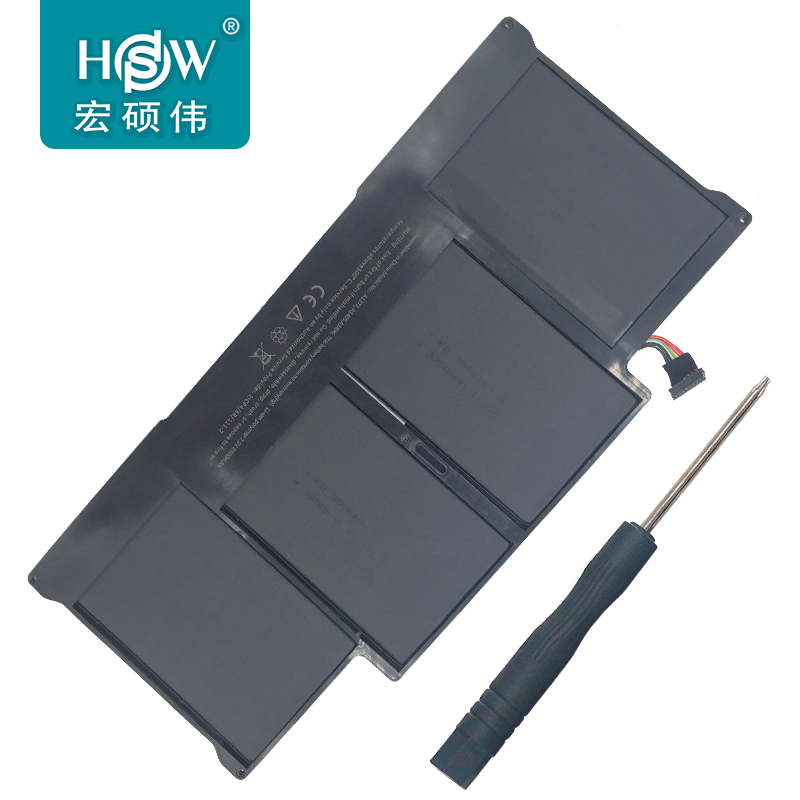 HSW Battery For Apple MacBook Air A1466 A1369 A1405 A1496 notebook batteries