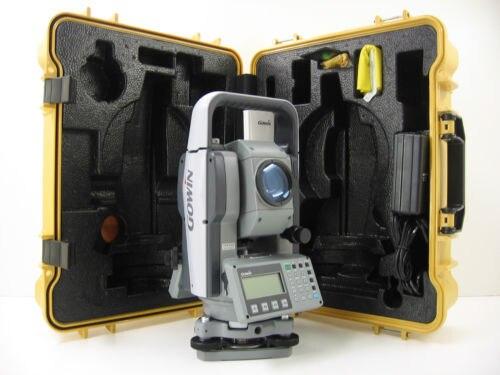 Новый! Topcon gowin TKS-202 тахеометр для съемки, гарантия 1 год