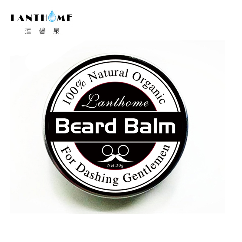 New Natural Beard Oil Balm Moustache Wax for styling Beeswax