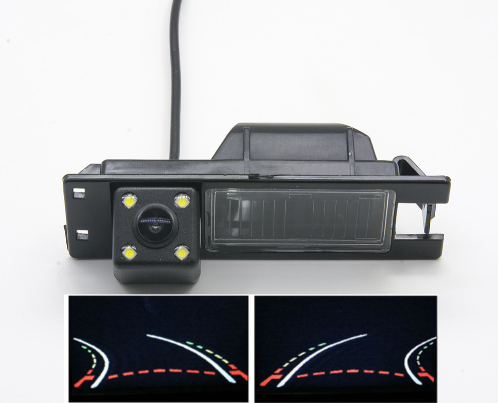 Dynamic Trajectory Tracks Car Parking Rear view Camera for Opel Astra H Corsa D Meriva A Vectra C Zafira B FIAT Grande InsigniaDynamic Trajectory Tracks Car Parking Rear view Camera for Opel Astra H Corsa D Meriva A Vectra C Zafira B FIAT Grande Insignia