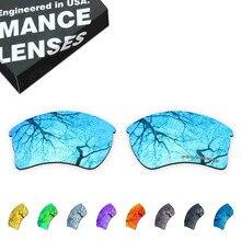 ToughAsNails Resist Seawater Corrosion Polarized Replacement Lenses for Oakley Quarter Jacket Sunglasses - Multiple Options