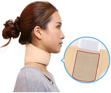 High desgin breathable nursing care cervical neck collar to protect neck and neck pain neck support fixing
