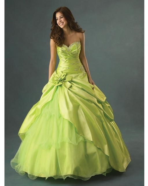 73972bce490 Cheap Quinceanera Ball Gowns Under 50 Sweetheart lime green quinceanera  dresses Stock size 2 4 6 8 10 12 14 16