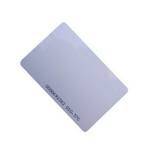 125Khz RFID Proximity Cards ID Card Time EM4100 TK4100 Attendace System Access Control System