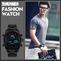 Спортивные часы  мужские кварцевые часы с цифровым секундомером  водонепроницаемые часы с секундомером  уличная сигнализация  2019