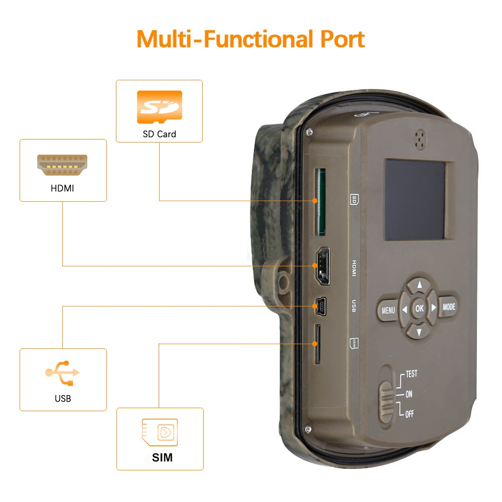 Hunting camera 4G (2)