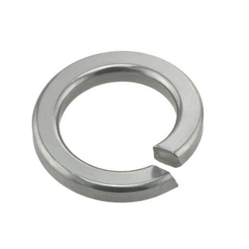 500pcs m5 304 stainless steel a2 70 spring washer / gasket split ...