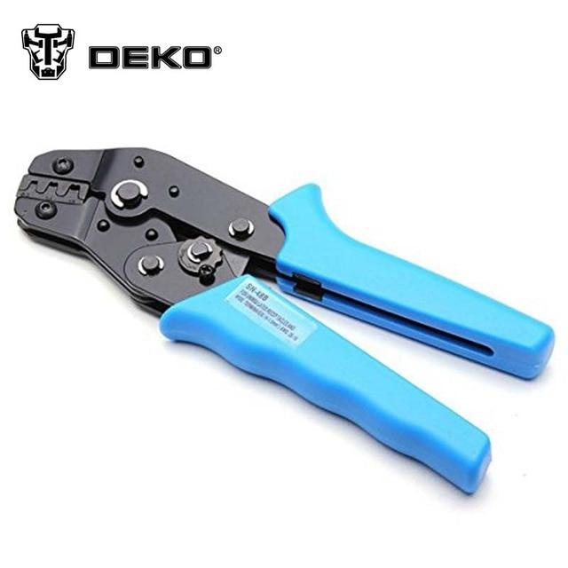 DEKO SN-48B crimping tool crimping plier 0.5-1.5mm2 multi tool tools hands