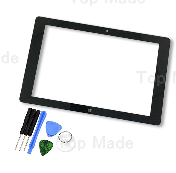 10.1 Inch Touch Screen 101418C-Q-1-00 For Cruel Than Magic Cube I15t Flagship Basis SubLCD Glass Panel + Free Repair Tools
