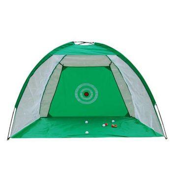 Buona! 2 m Golf Gabbia Oxford Staccabile Altalena Colpire Pratica Allenatore Netto Indoor Outdoor Prodotti e Attrezzature per Addestramento Tenda di Pratica di Golf Im
