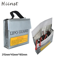 HIINST High Quality LiPo Li Po Battery Fireproof Safety Guard Safe Bag 5 5 5MM Partes
