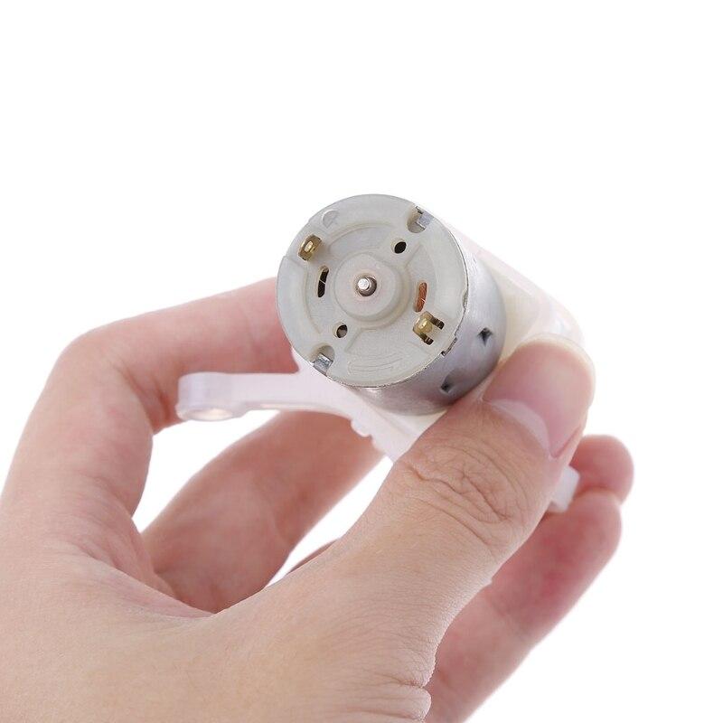 Мембранный мини насос распылитель двигателя 12 В микронасосы для дозатора воды