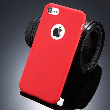 Soft Silicon iPhone 6s Case Slim Smooth Premium Durable TPU Rubber