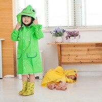 BP Дети пальто дождя животного Стиль детей Водонепроницаемый плащ плащи Мужская Мультфильм Детские плащи JJ SYYY 09