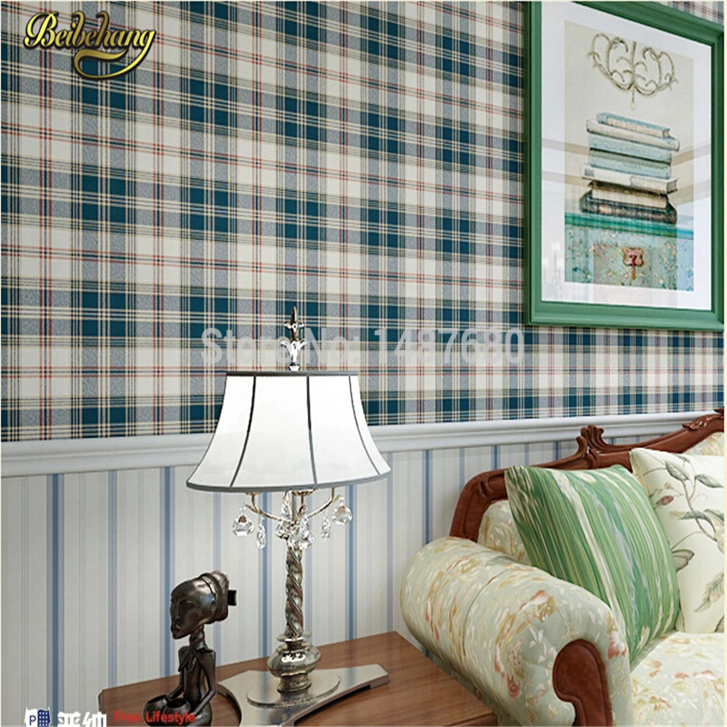 comprar beibehang papel de parede d papel tapiz para paredes modernas para cuarto de bao decoracin del hogar cuadros d mural papel
