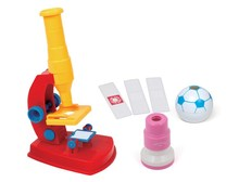 Christmas birthday gift 150X child science experiment brain game Science microscope suits Biological Microscope+kaleidoscope