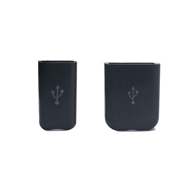 10 pcs/lot USB Male 5 Pin DIY Micro USB Connector Plastic Shell Jack Tail Sockect Mini Plug Terminals