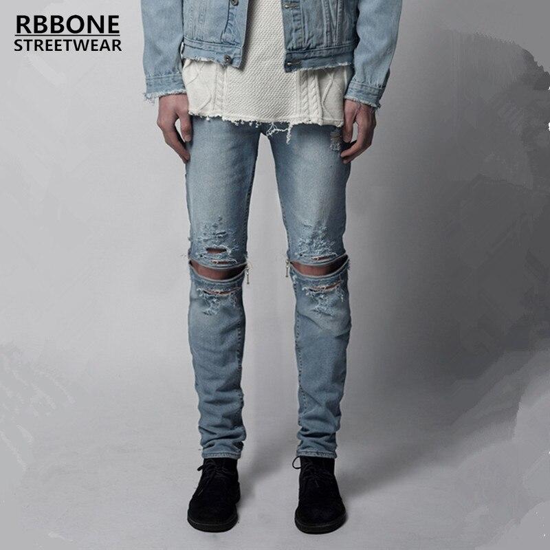 Aliexpress.com : Buy Original Design Hip Hop Jeans Men's Trend ...