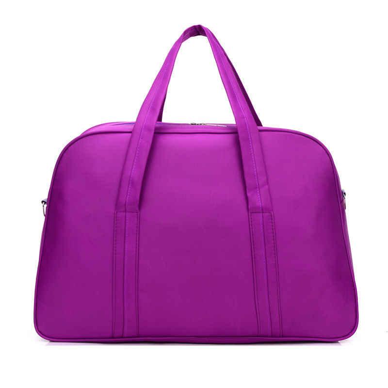 43ddce5326 ... Large Professional Nylon Gym Bag Waterproof Sports Women Men Fitness  Training Shoulder Luggage Travel Handbags Yoga ...