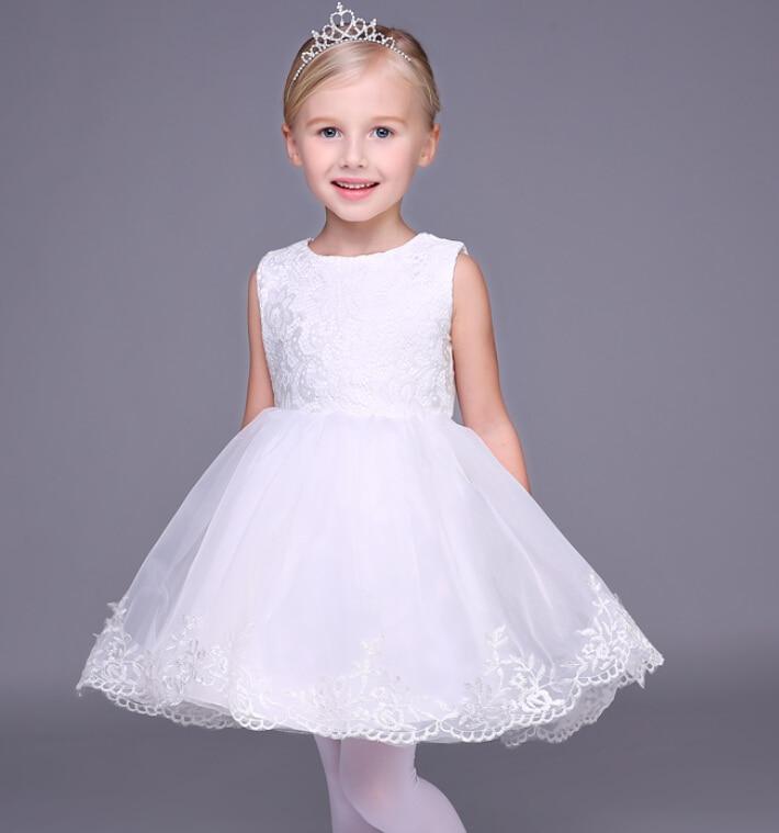 Новое поступление, Платья с цветочным узором для девочек короткое праздничное платье для причастия детское платье принцессы для маленьких