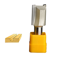 embouts routeur Woodworking Tools Metric Flute Straight Bit Arden Router Bits - 1\/2*23mm - 1\/2\ Shank - Arden A0114518