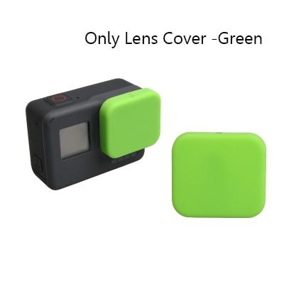 Lens Cover-Green