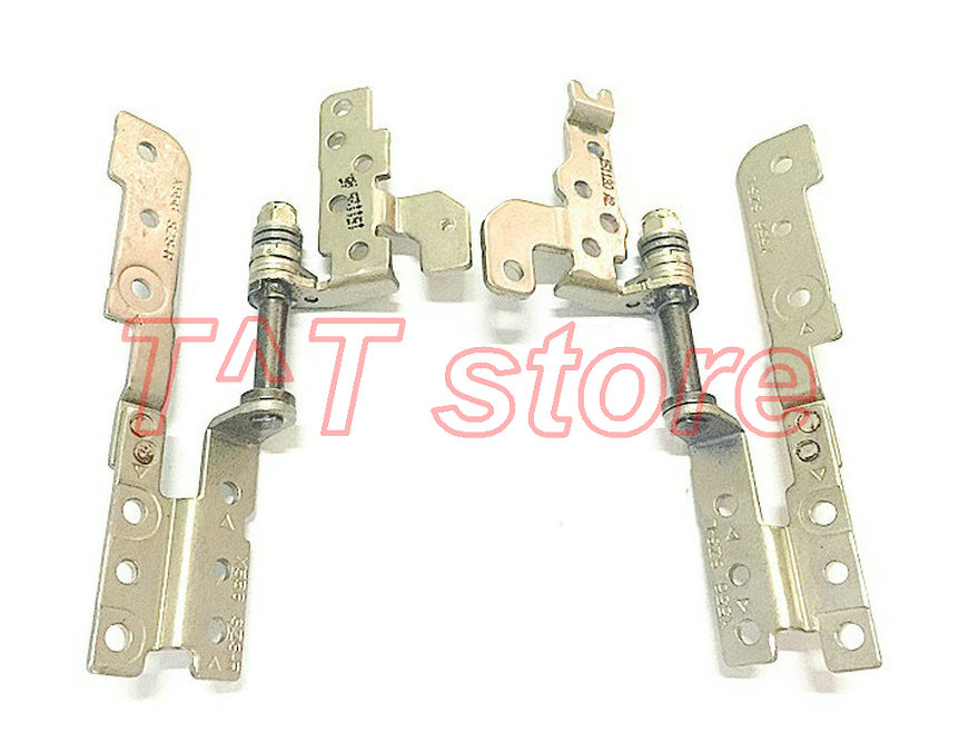 NEW original for <font><b>ASUS</b></font> FL5900U A556U K556U X556U X556UV <font><b>X556UA</b></font> F556U left right L+R hinge kit hinges test good image