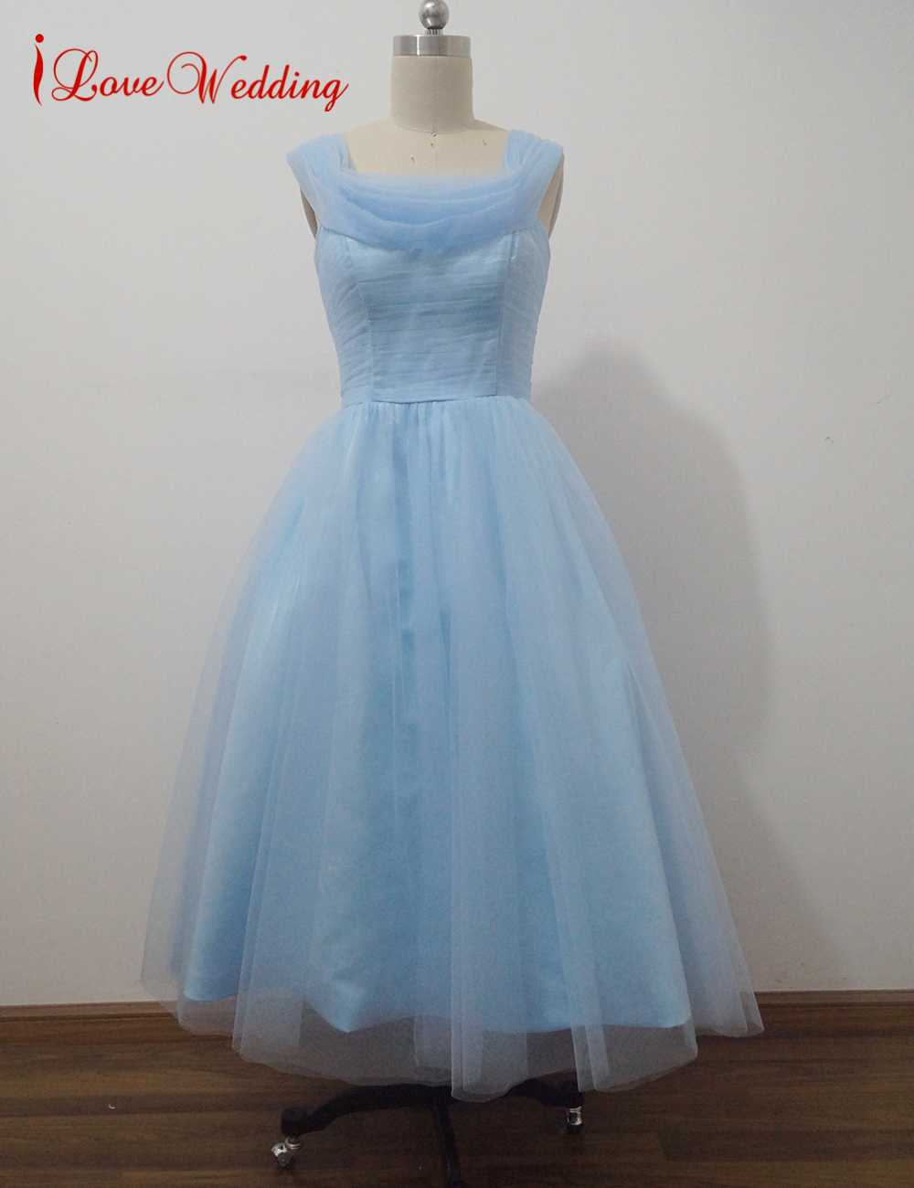 Buy bateau neckline prom dress and get free shipping on AliExpress.com