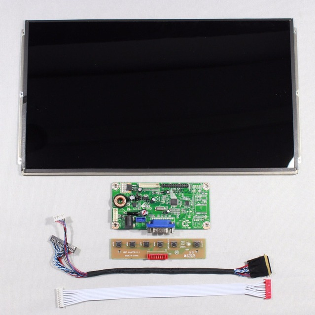 VGA LCD controller board M.RT2270.1C kit + 13.3inch LP133WD1-SLA1 1600x900 IPS LCD Screen Panel