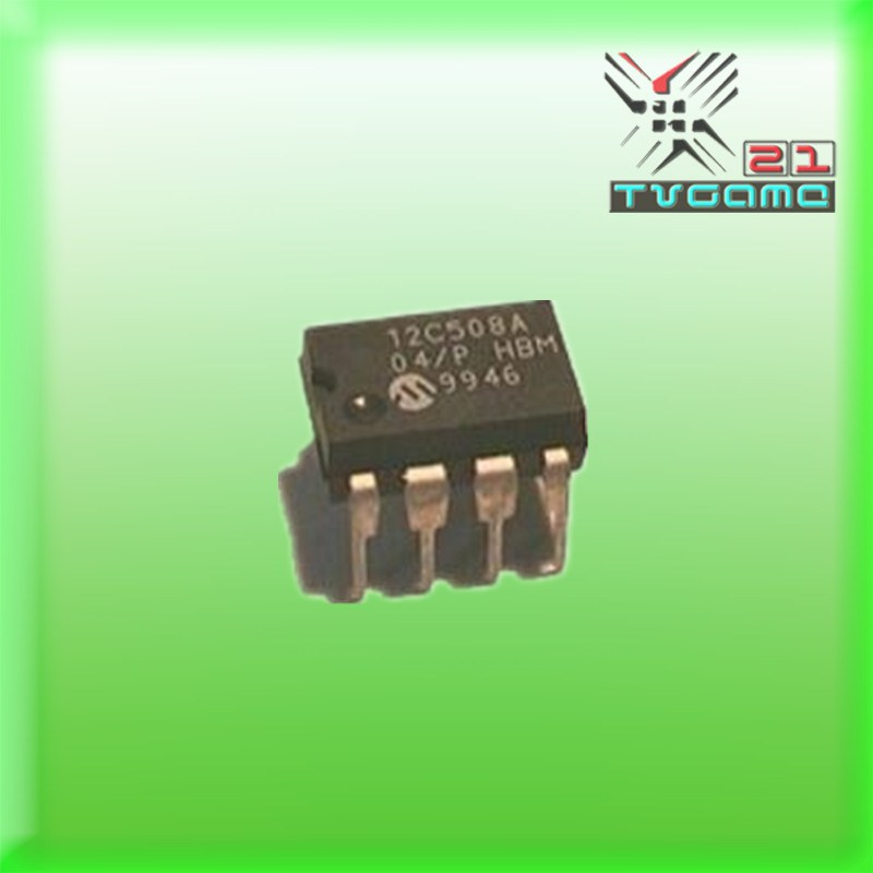 12C508/P And 12C607/P ModChip Replacement For Sony PS1 PlayStation 1 KSM-440BAM KSM-440AEM KSM-440ADM