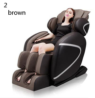 3D Mechanical Massage Chair Household Whole Body Multi Function Electric Massage Sofa Chair Ergonomic Design Tb180913