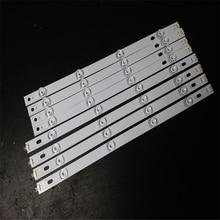8 PCS/set LED backlight strip bar for LG LC420DUE 42LB3910 42LF620V INNOTEK DRT 3.0 42 inch A B 6916L 1709A 6916L 1710A