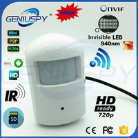 GENIUSPY 720P Home Security Pir IR IP Camera Wireless Smart WiFi Camera WI FI Audio Record