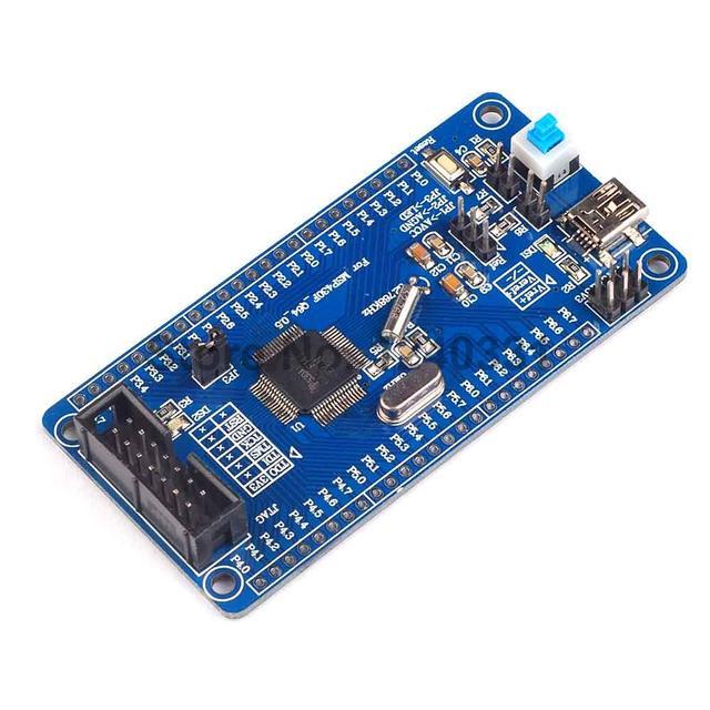 1 PCS MSP430F149 PLACA de Desenvolvimento de Aprendizagem Placa de Núcleo Do Sistema Mínimo JTAG Interface
