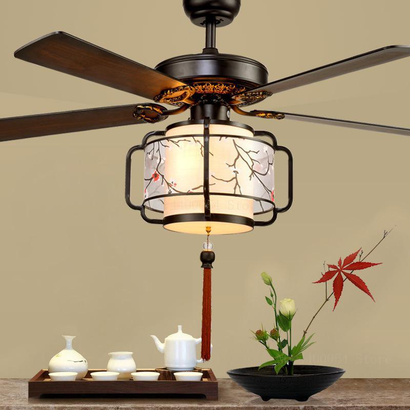 Chinese 42 Inch Antique Ceiling Fan