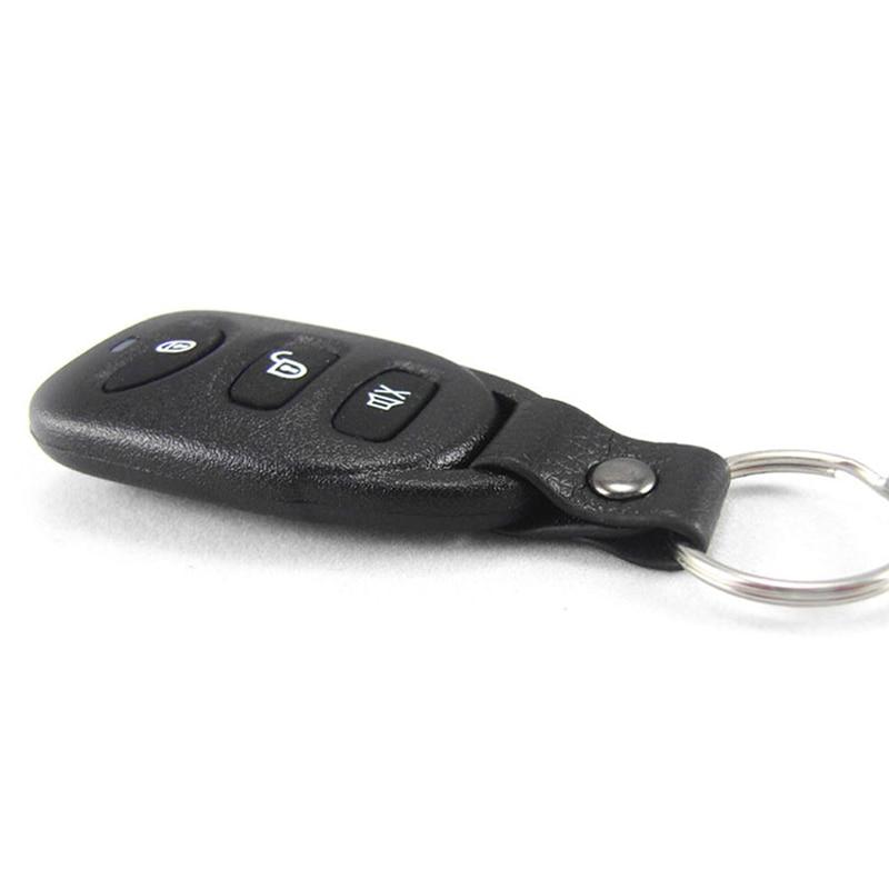 Hot Car Security Anti Theft Keyless Entry Kit with 4 Power Door Lock Actuator BX