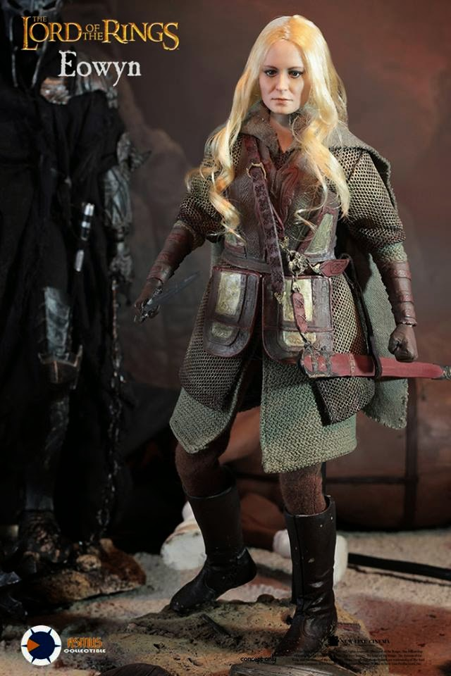 1/6 scale doll model 12 Action figure doll,The Lord of the Rings The Hobbit Princess Eowyn.Collectible Figure model toy 1 6 scale full set soldier the lord of the rings elven prince legolas action figure toys model for collections