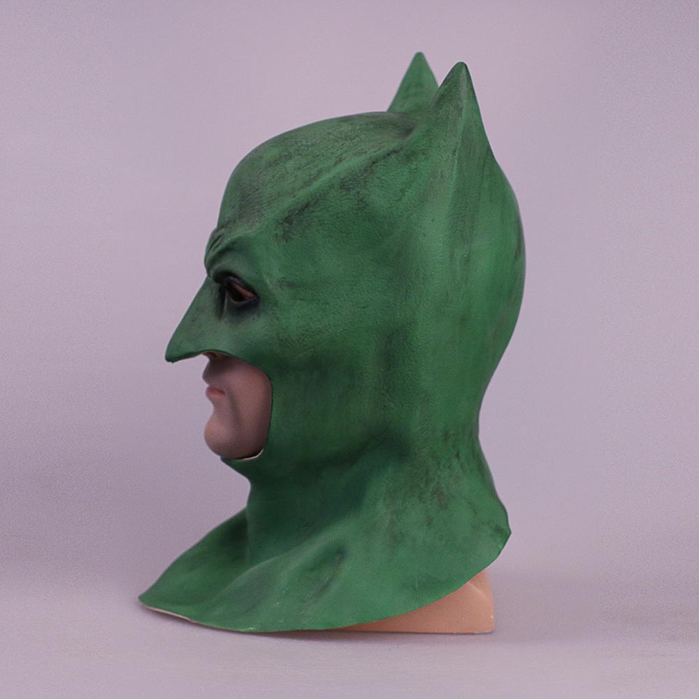 Suicide Squad Batman Masks Joker Green Mask Latex Batman Vs Superman Masks With Glasses Cosplay Batman Masks Halloween Party (2)