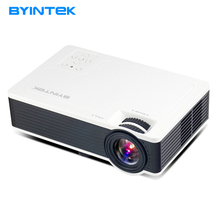 BYINTEK Projector ML217 for Home Theater, 1800 Lumens, HDMI Support Full HD 1080P LED Digital Video Pico Mini Projector