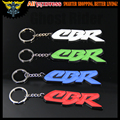 New Motorcycle SOFT RUBBER Keychain KeyRing Key Ring/Chain logo For HONDA CBR CBR600RR CBR1000RR CBR250 CBR500R 900 929 954