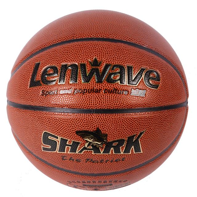 Basket Taglia 7/Partita di Gioco Indoor/Outdoor Per Gli Uomini In Microfibra Materiale Basket Ball di Alta Qualità Durevole Shark Basket palla