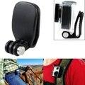 Go Pro Accessories Travel Tripod Monopod Cap Quick Clip / Clamp Head Quickclip for GoPro Hero 5 / 5 Session / 4/ 4 Session/ 3+