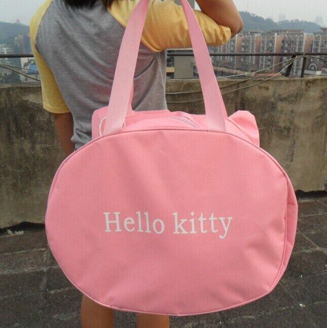 4b6ffec3de Women Clutch Hello Kitty Tote Bag Classic Head Style Handbag Large ...